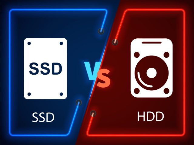 HD vs SSD storage for VPS