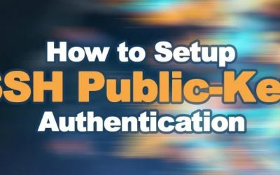 How to setup a public and private key and use it to protect your VPS?