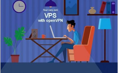 Setup up your own VPS with openVPN on a VPS