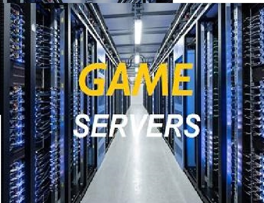 Experience gaming from a dedicated server