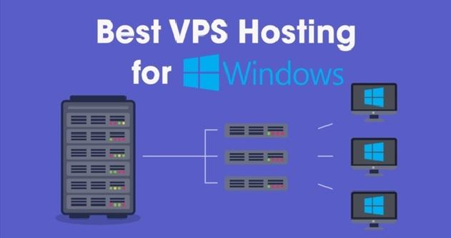 Windows VPS hosting service at $5 promo