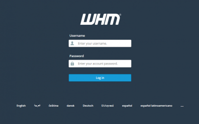 Managed WHM cPanel servers with unbeatable prices