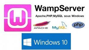 WAMP server setup on Windows 10