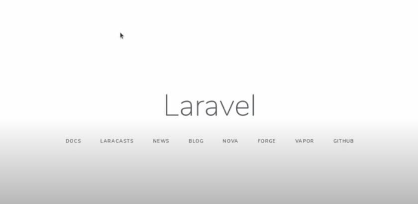 Installing Laravel via Composer on Linux