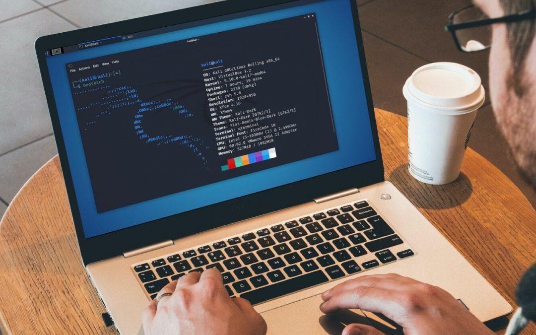 Major Linux Distro Command Line Prompt Appearance
